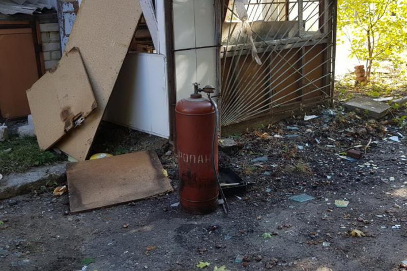 Двоє людей постраждали внаслідок вибуху побутового газу на Харківщині