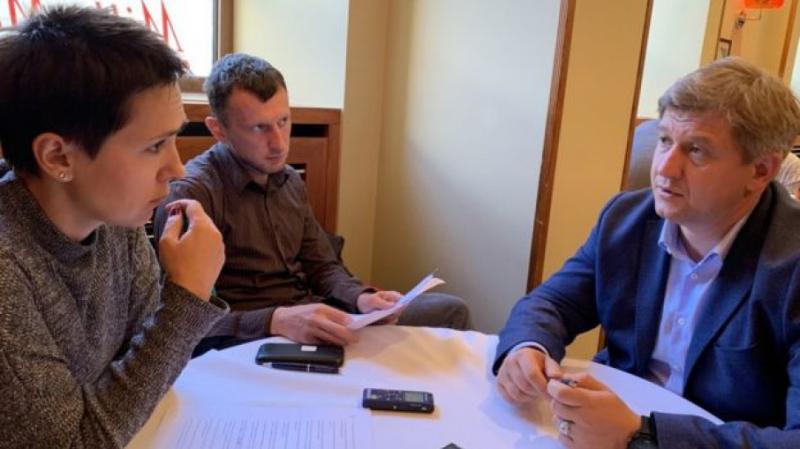 Інтерв'ю з Олександром Данилюком: Про відносини з Богданом, вплив Коломойського на українську владу, ПриватБанк, МВФ та формулу Штайнмаєра