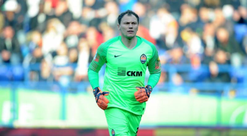 Андрій Пятов вийшов на друге місце за кількістю відбитих пенальті в Лізі чемпіонів