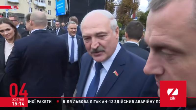 Свобода без слова: Лукашенко здивований складними стосунками Зеленського зі ЗМІ
