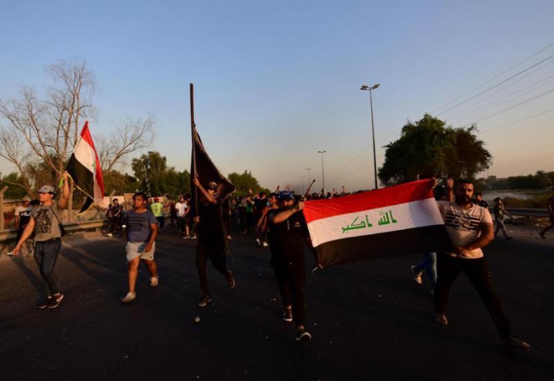 Кількість жертв під час протестів в Іраку збільшилася до 42