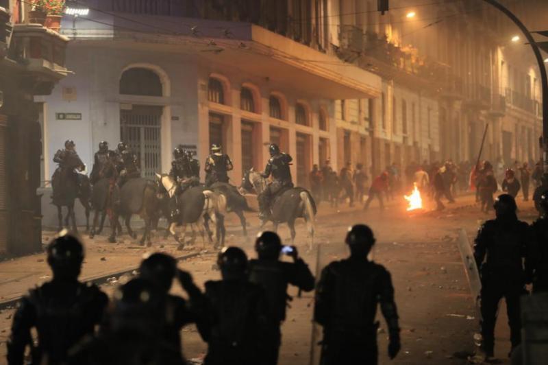 Протести в Еквадорі: Влада країни ввела надзвичайний стан