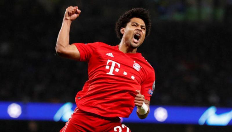 Гравець «Баварії» Серж Гнабрі – кращий футболіст другого туру Ліги чемпіонів УЄФА