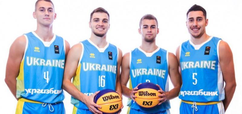 Молодіжна збірна України з баскетболу 3х3 у Китаї завоювала «срібло» ЧС-2019