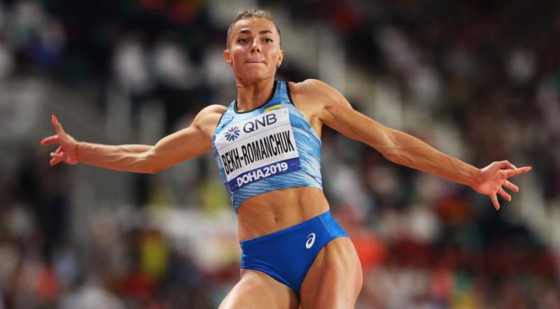 Марина Бех-Романчук виграла друге «срібло» для України на ЧС-2019 з легкої атлетики у Досі