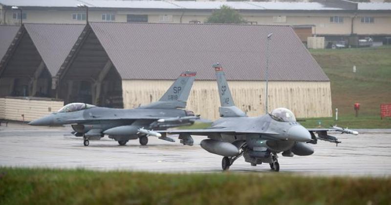 У Німеччині розбився військовий літак США