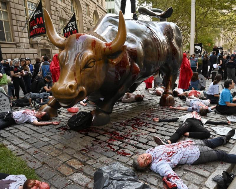 Протести Extinction Rebellion: На що готові екоактивісти, щоб привернути увагу до кліматичної кризи