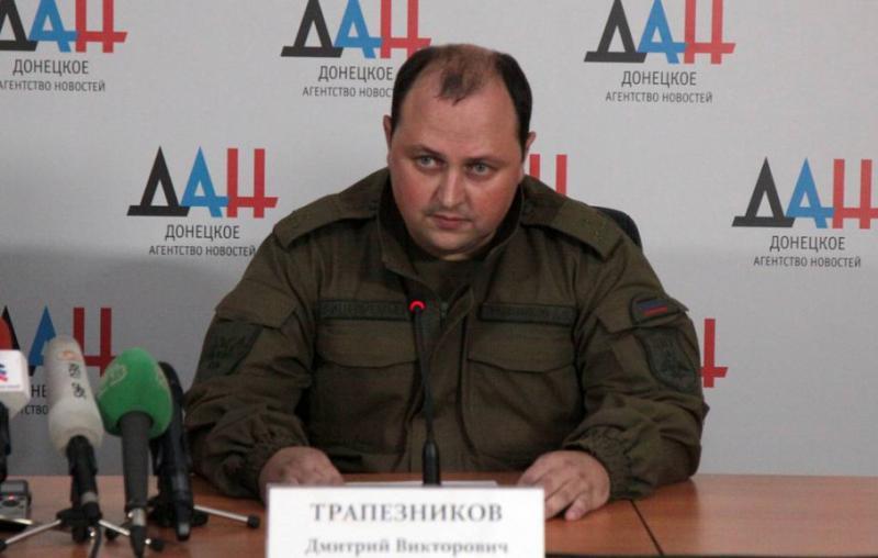 Мітинги у Калмикії проти нового мера-ексватажка «ДНР»: Хто такий Дмитро Трапезніков та як він прийшов у політику