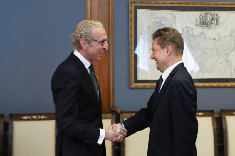 """""""Газпром"""" пропонує продовжити транзитний контракт, якщо Україна не завершить анбандлінг"""