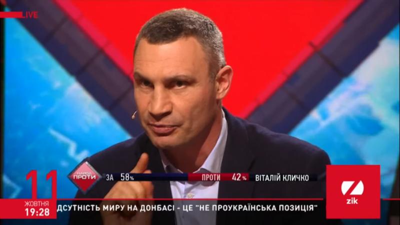 Скандал із заявою про «хабар від Кличка»: Мер Києва вимагає від Богдана назвати прізвище