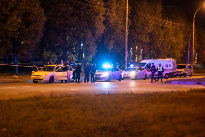У Києві затримали чотирьох чоловіків зі зброєю та гранатами
