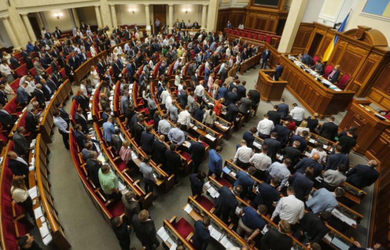 Рада проведе першу годину запитань до уряду 18 жовтня