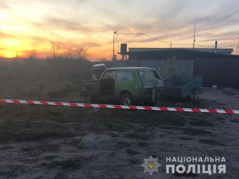 На Сумщині від вибуху гранати загинув чоловік
