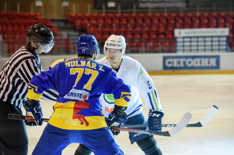 Хокеїсти «Донбасу» виграли у сербської «Црвени Звезди» на старті Континентального кубку