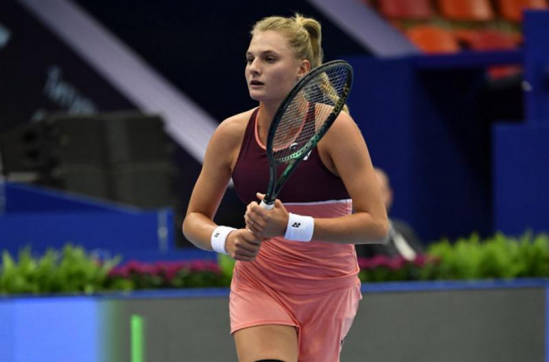 Даяна Ястремська дізналася імена суперниць в групі на тенісному турнірі WTA Elite Trophy