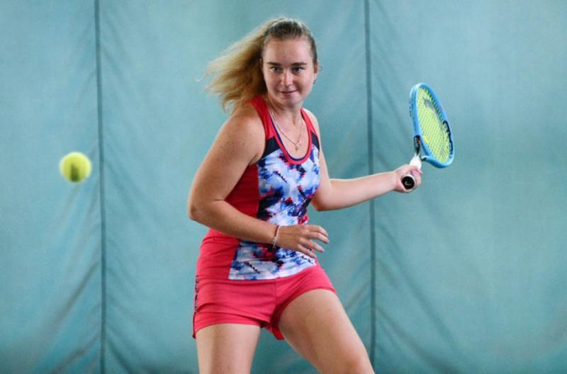Дар'я Снігур зіграє проти француженки Діани Паррі у фіналі турніру ITF Junior Finals