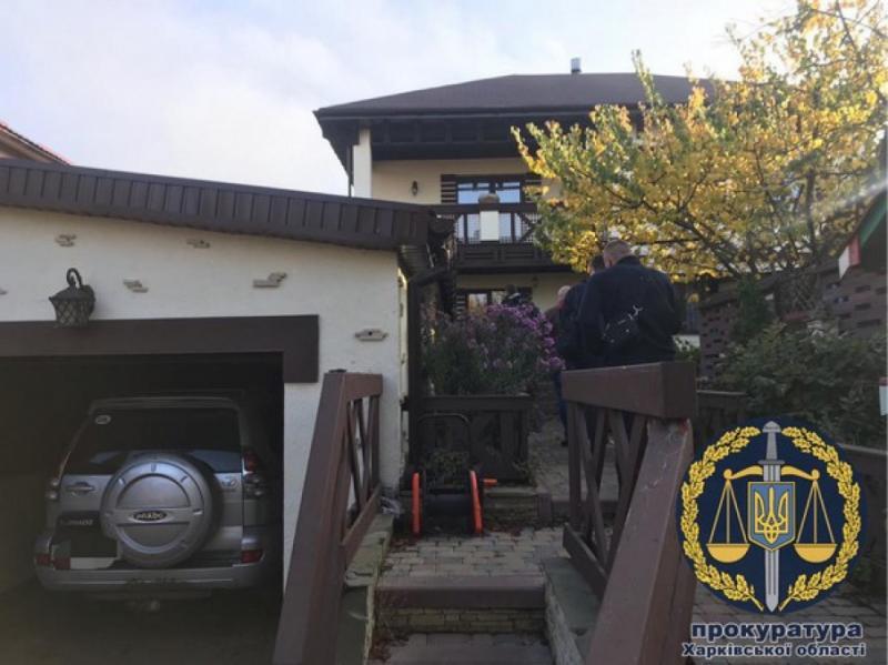 Прокуратура повідомила про підозру ексзаступнику голови Харківської ОДА