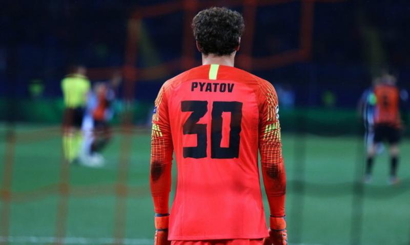 «Шахтар» у Лізі чемпіонів УЄФА пропустив гол в 17-му матчі поспіль