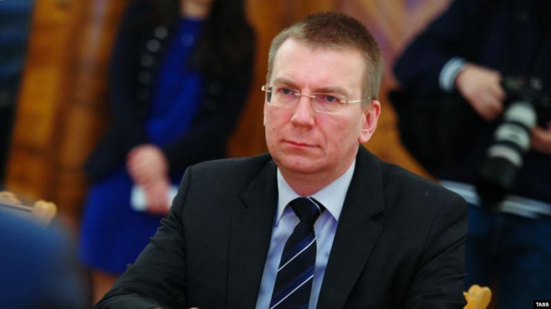 Очільник МЗС Латвії: Усі санкції, які введені ЄС за анексований Крим, треба зберегти