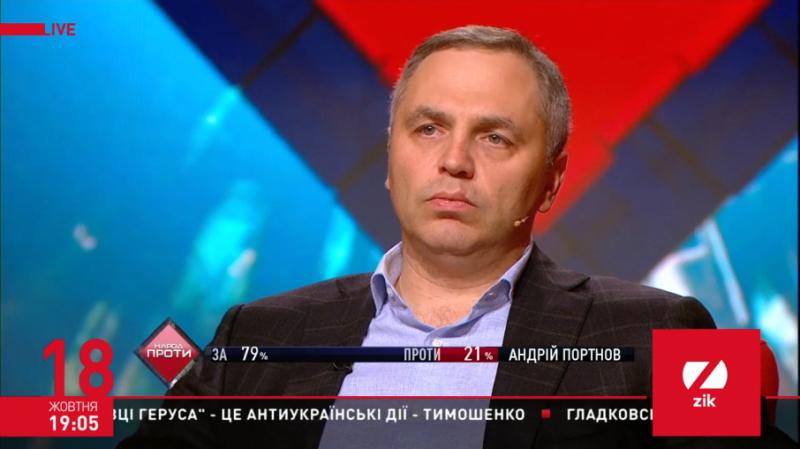 Такого не було навіть у 2014-му: Портнов розкритикував роботу Рябошапки