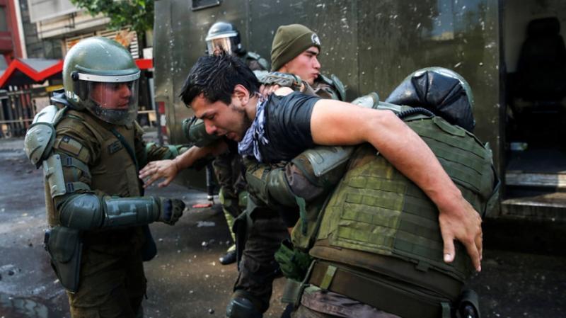 Протести в Чилі: кількість загиблих зросла до 18 осіб