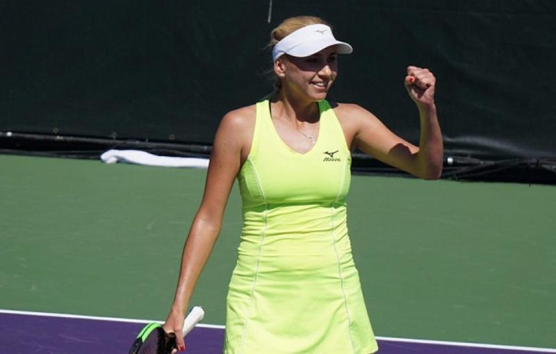 Людмила Кіченок зіграє на тенісному турнірі WTA Elite Trophy у парному розряді