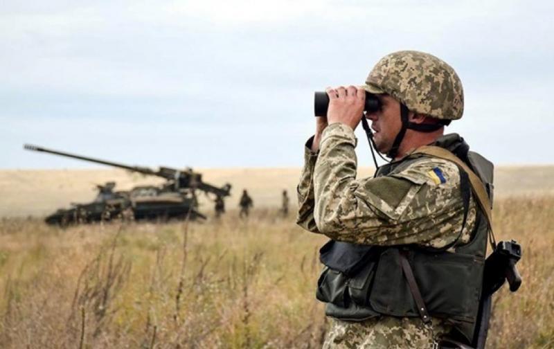 На Донбасі НЗФ 25 разів порушили режим тиші, один військовий загинув, - ООС