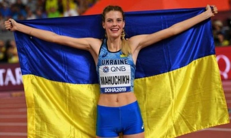 18-річна Ярослава Магучіх стала автором неймовірного рекорду в світовій легкій атлетиці