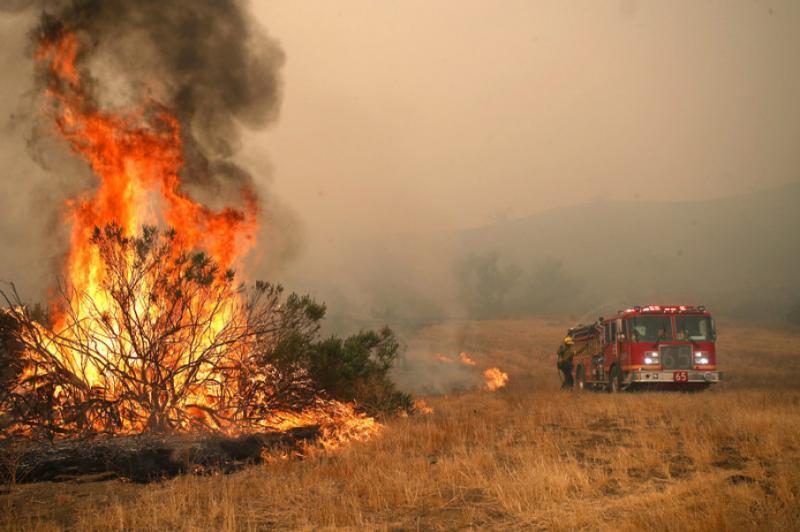 Понад 2 млн жителів Каліфорнії залишаться без світла для запобігання пожежам