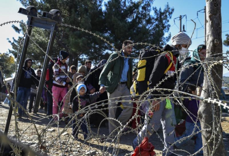 Ердоган погрожує відправити мільйони сирійських біженців до Європи