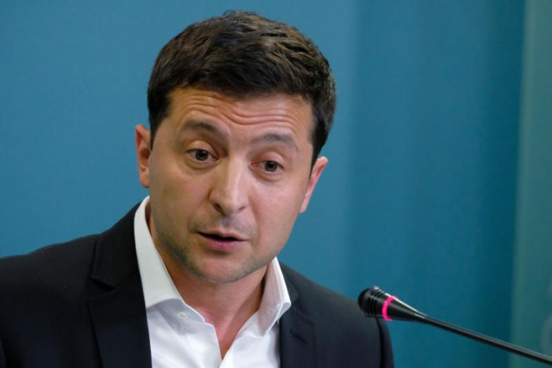 «Формула Штайнмайєра» має бути імплементована в закон про особливий статус Донбасу, – Зеленський