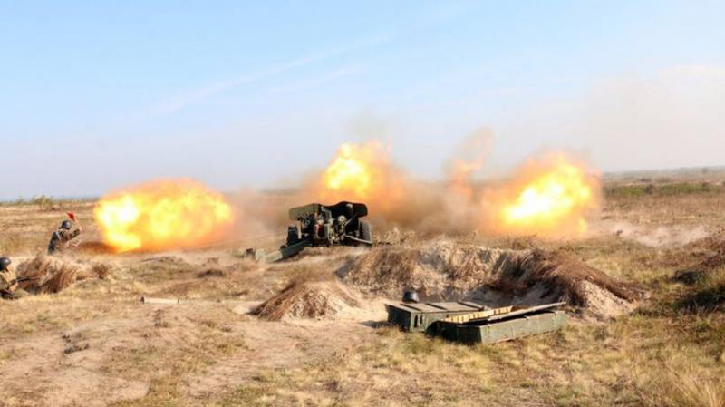 НЗФ на Донбасі обстріляли Авдіївку із забороненої зброї, – штаб ООС