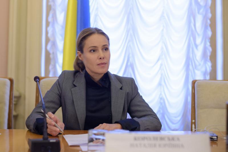 Час для екскурсій минув: Королевська розповіла про виїзне засідання Комітету ВРУ на Донбасі