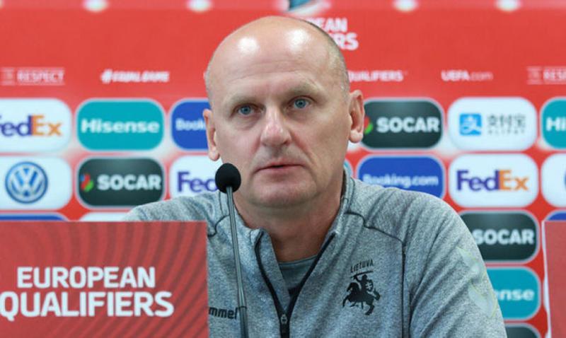 Тренер Литви Валдас Урбонас: Любов уболівальників нам ще треба заслужити
