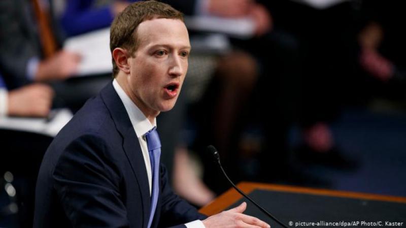 Цукерберг звинуватив Росію і Китай у втручанні в майбутні вибори в США