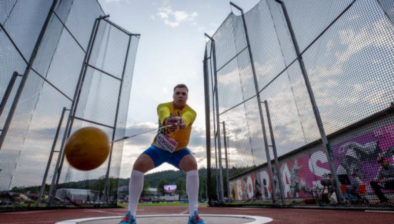 Метальник молота Михайло Кохан вийшов у фінал на ЧС-2019 з легкої атлетики