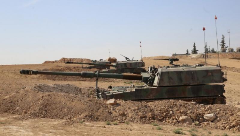 Туреччина готова відновити операцію в Сирії через 35 годин, – глава МЗС