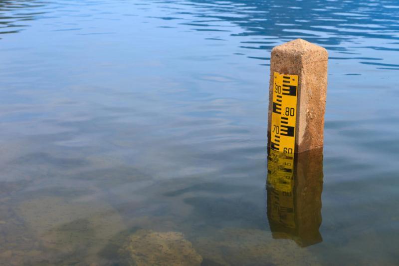 На річках України очікується підйом рівня води