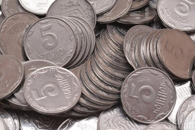 У НБУ зазначили кількість вилучених дрібних монет