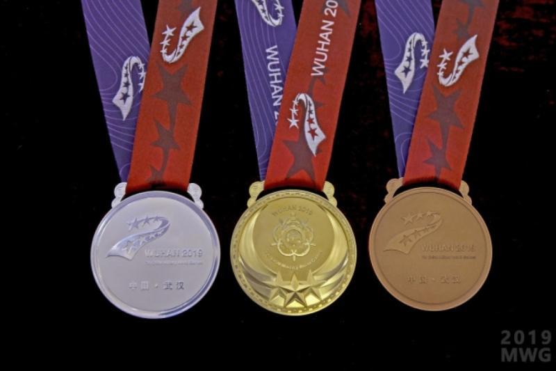 33 медалі різного ґатунку здобули спортсмени ЗCУ на VII Всесвітніх Іграх-2019 військовослужбовців