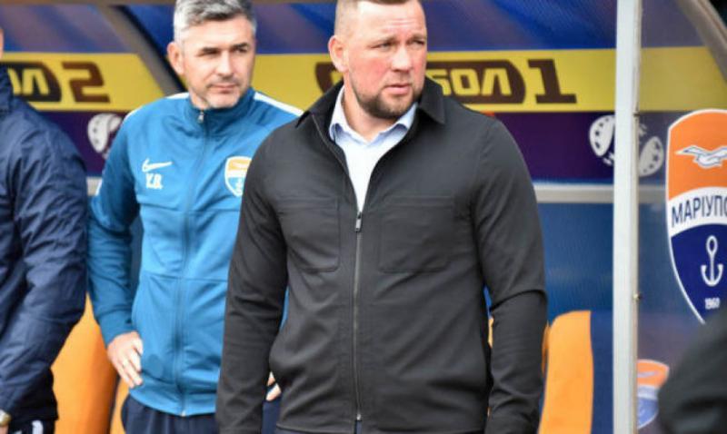 Тренер «Маріуполя» Олександр Бабич: Ми повністю контролювали гру, але підвела реалізація