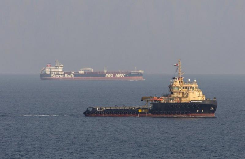 Біля узбережжя Саудівської Аравії вибухнув іранський танкер