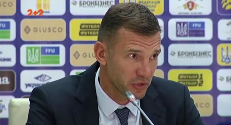 Андрій Шевченко наприкінці року може залишити посаду тренера збірної України з футболу