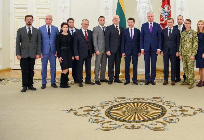Литва у 2014-2018 роках надала Україні 11,5 млн евро допомоги