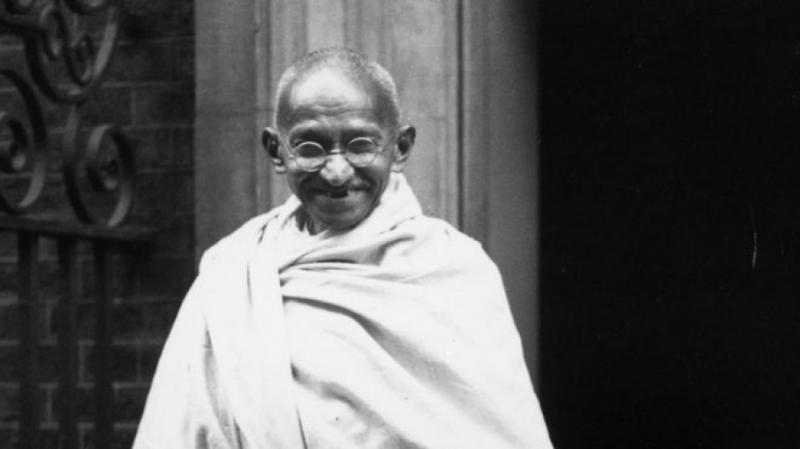 В Індії викрали прах Ґанді