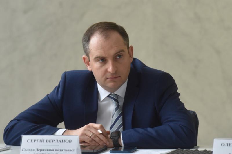 Сергій Верланов на зустрічі з бізнесом: Нова податкова готова до співпраці, дискусія щодо запровадження РРО – триватиме