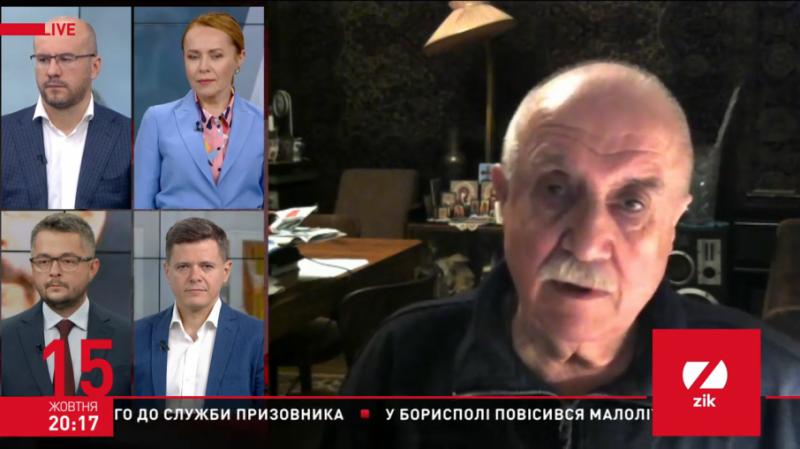 Режисер Павловський про Одеську кіностудію: У мене немає надії на президента
