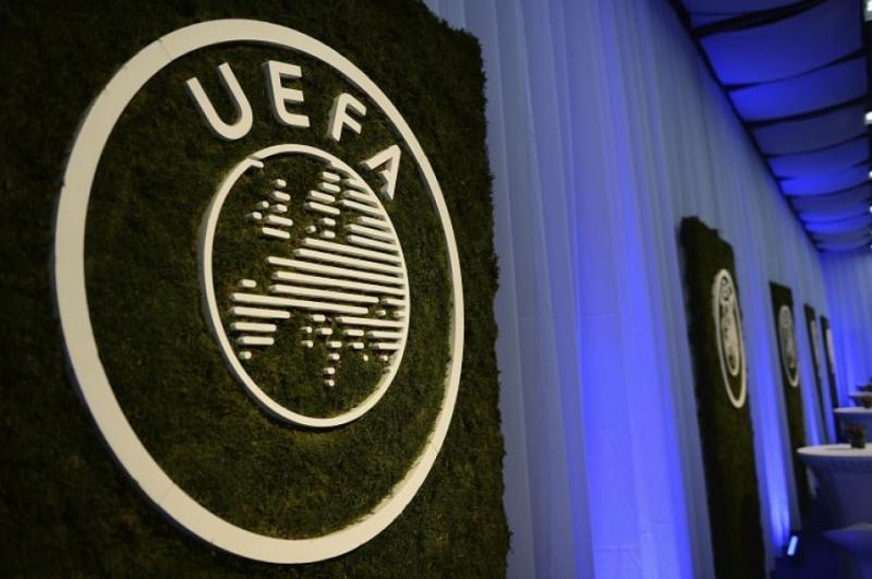 Україна залишилася на десятій позиції в таблиці коефіцієнтів УЄФА