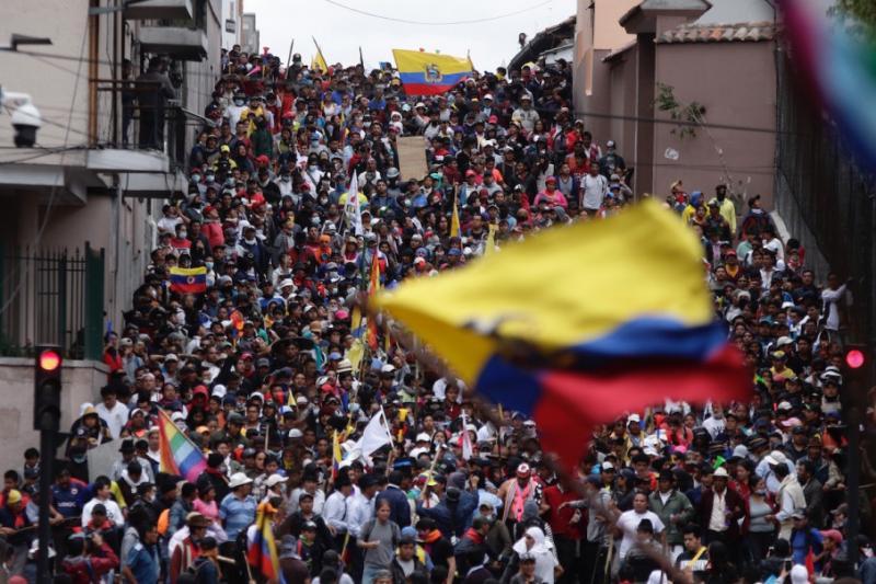 Протести в Еквадорі: Чому країну охопило повстання проти президента, який був коміком