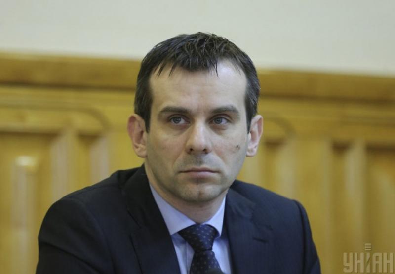 Головою нової ЦВК обрали Олега Діденка